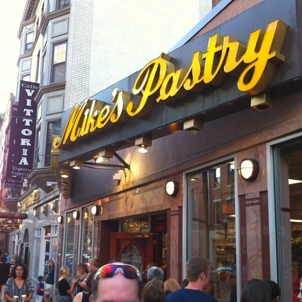 Experience Boston Mikes Pastries