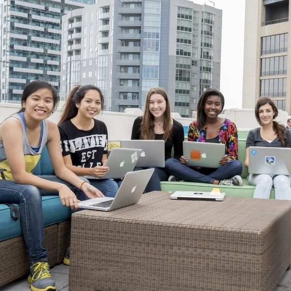Girls Who Code Header