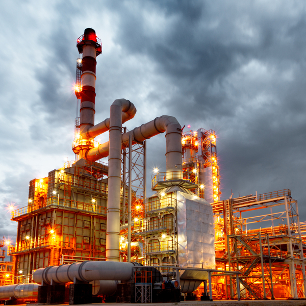 Oil And Gas General Header