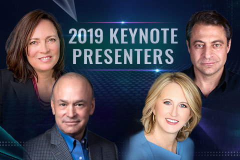 Photo of 2019 Keynote Speakers